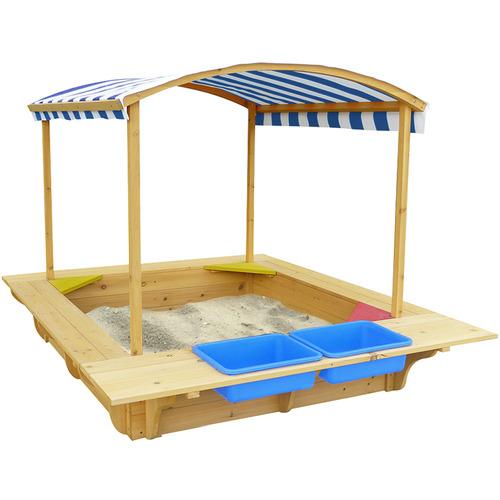 Outdoor Kids Playfort Premium Sandpit