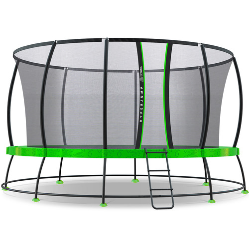 Outdoor Kids 16ft Hyper Jump 3 Steel Trampoline