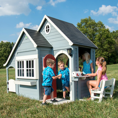 Outdoor Kids Backyard Discovery Spring Cottage