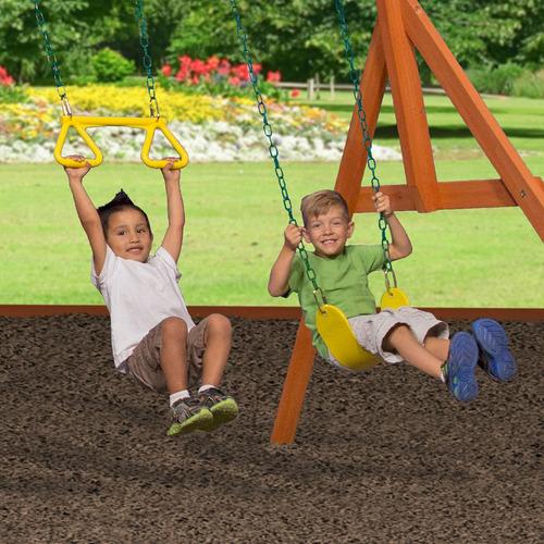 Kids Step 2 Cedar Wood Oakmont Play Centre