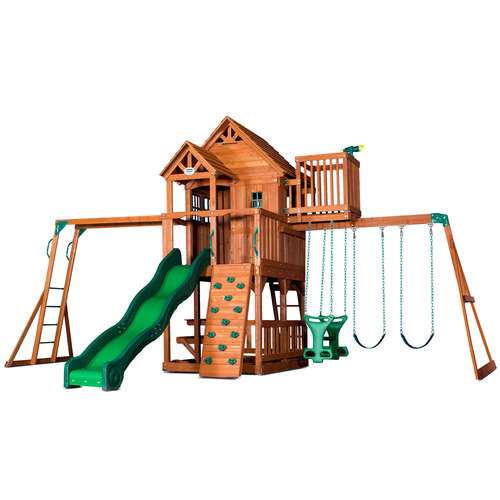 Step 2 Skyfort Ii Wooden Play Centre