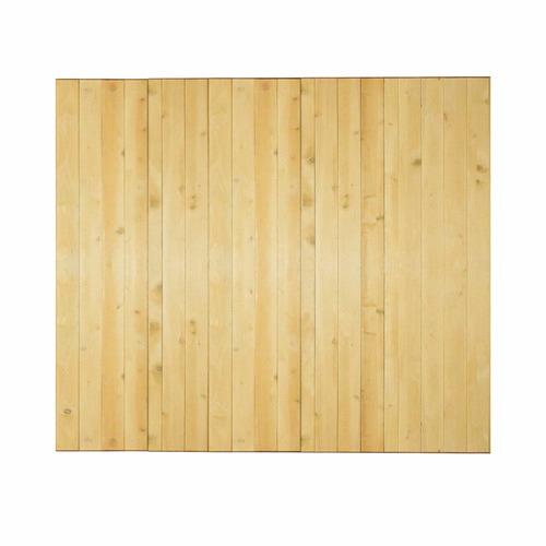 Kids Teddy Cubby House Wooden Floor