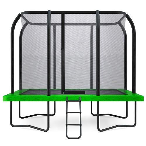 Outdoor Kids 10ft Rectangular HyperJump Steel Trampoline