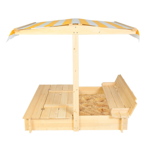 Lifespan Fitness Skipper Sand Pit with Canopy