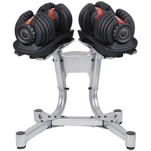 Red Star Fitness Adjustable Dumbbell Set