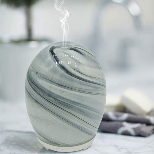 Alcyon 100ml Marble Look Ultrasonic Diffuser
