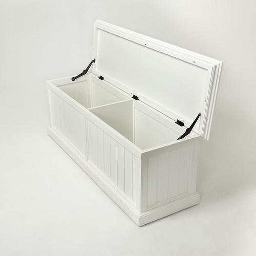 Balmoral Designs Halifax Large Blanket Box Bench
