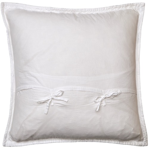 Luxotic April Cotton Euro Pillowcase