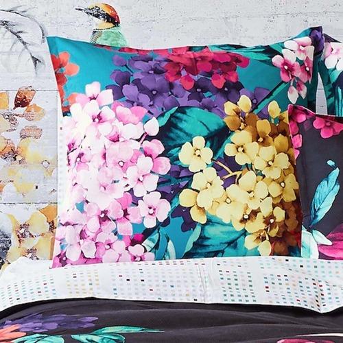 Luxotic Eden Cotton Euro Pillowcase