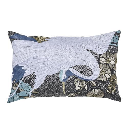 Crane Cotton Cushion