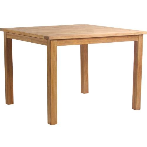 Allura Republic Seminyak Teak Outdoor Table