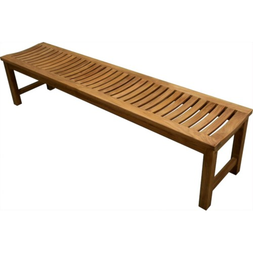 Allura Republic Seminyak Teak Outdoor Bench