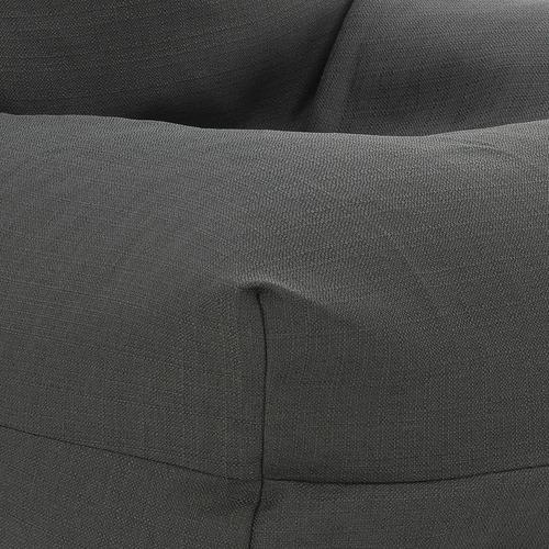 Shadow Luna Linen Beanbag Cover