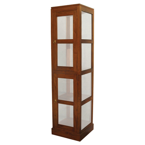 La Verde Square Display Cabinet