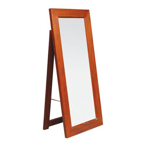 La Verde Rectangular Mirror with Stand