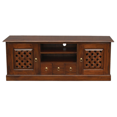 La Verde Carved 160cm Entertainment Unit