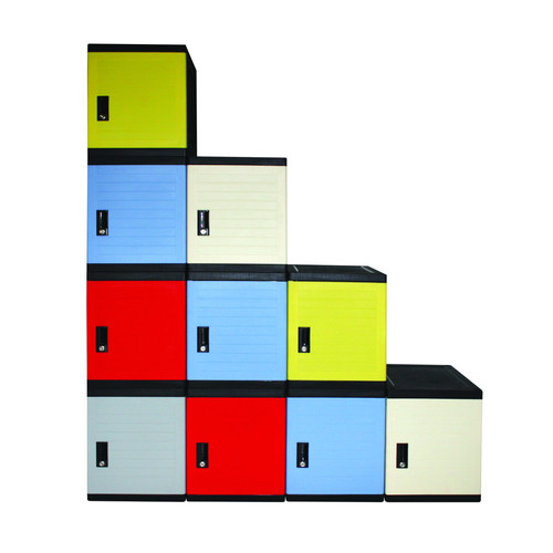 La Verde Practical Storage Optimus Cube with Lock