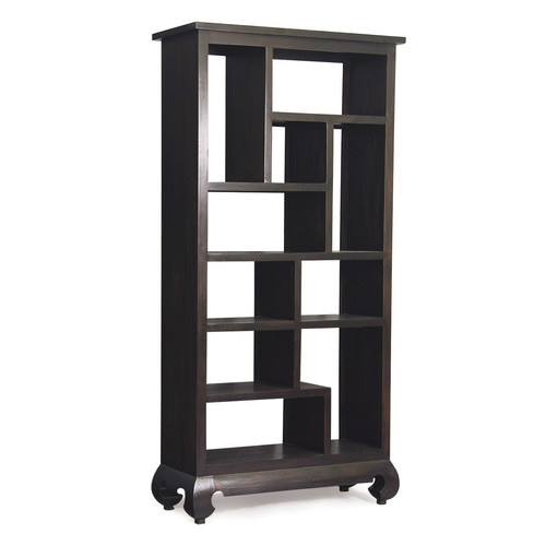 La Verde Jigsaw Open Display Cabinet
