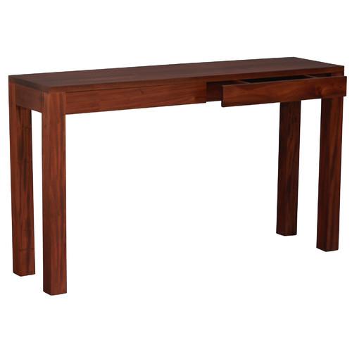 la verde belgium 2 drawer console table reviews temple webster. Black Bedroom Furniture Sets. Home Design Ideas