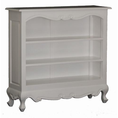 La Verde Queen Ann Small Bookcase