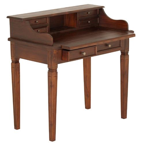 La Verde 6 Drawer Writing Desk