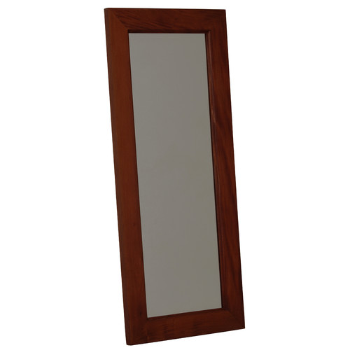 Wooden frame mirror 150 x 65cm temple webster for Miroir 50 x 65