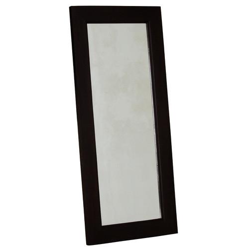 Wooden Frame Mirror 150 x 65cm | Temple & Webster