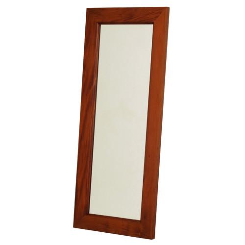 La Verde Wilda Wooden Frame Mirror