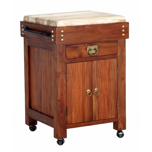 La Verde Wilburn 1 Drawer Chopping Board Cabinet