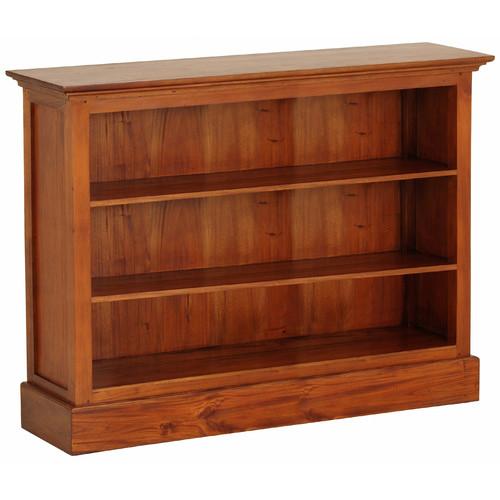 La Verde Wide Carlota Half Size Bookcase