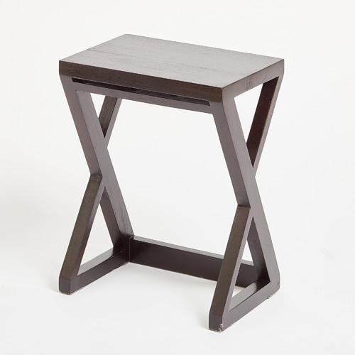 La Verde 3 Piece Cross Legged Nesting Tables