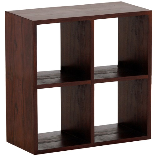La Verde Cube Four Shelf