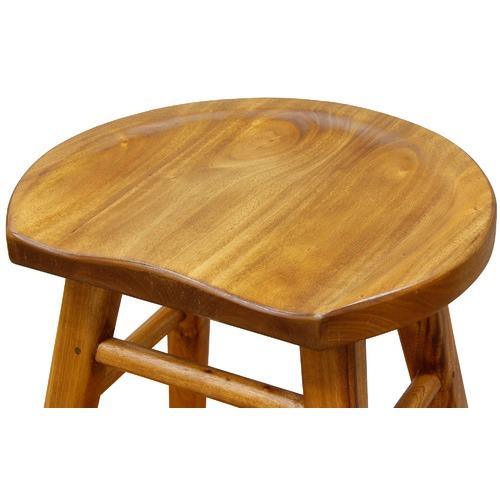 Scandinavian Style Timber Barstool