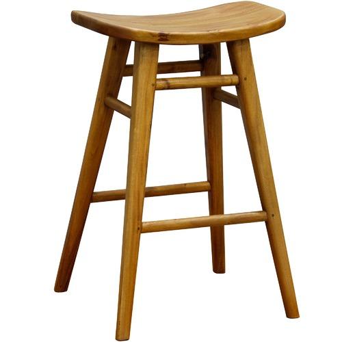 Oliver Solid Timber Barstool