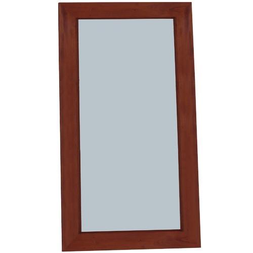 La Verde Wooden Frame Mirror 100 x 160cm