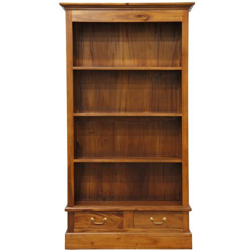 La Verde Dorla 2 Drawer Bookcase