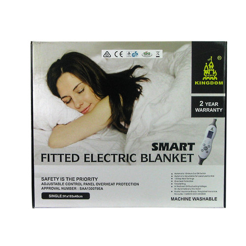 Kingdom Fitted Electric Blanket