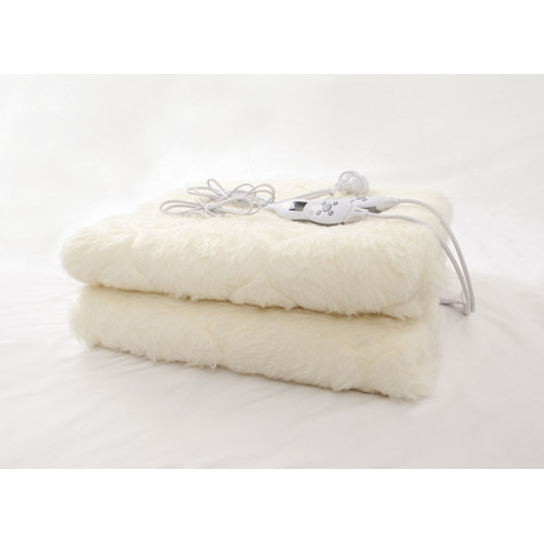 Ramesses Fitted Electric Blanket With Woollen Underlay