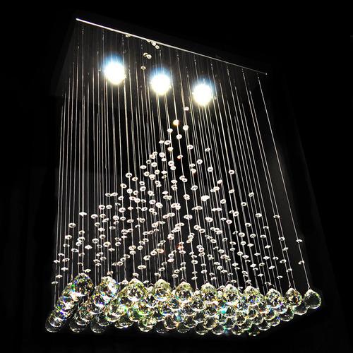 Citron Life Sylvester Crystal Light Pendant