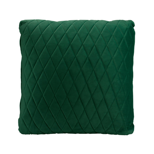 Park Avenue Ivy Green Coco Velvet Cushion
