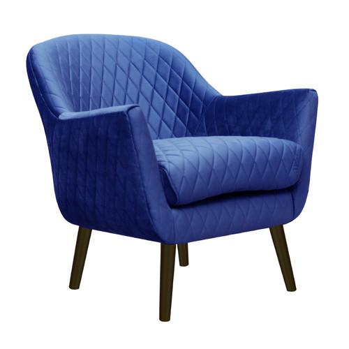 Darcy U0026amp; Duke French Navy Club Chair