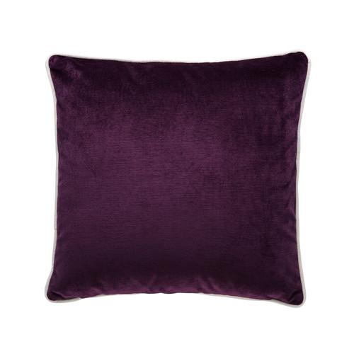 Park Avenue Mulberry Luxury Velvet Cushion