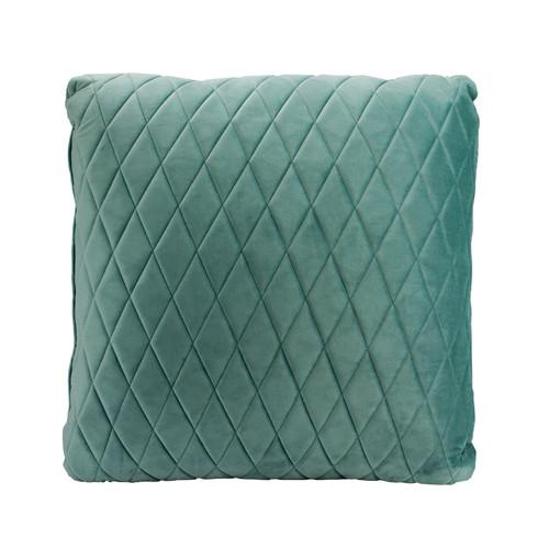 Park Avenue Aqua Coco Velvet Cushion