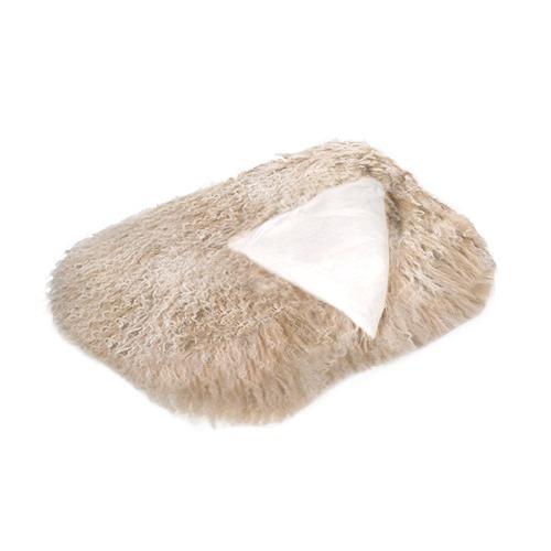 Park Avenue Tibetan Fur Skin Throw