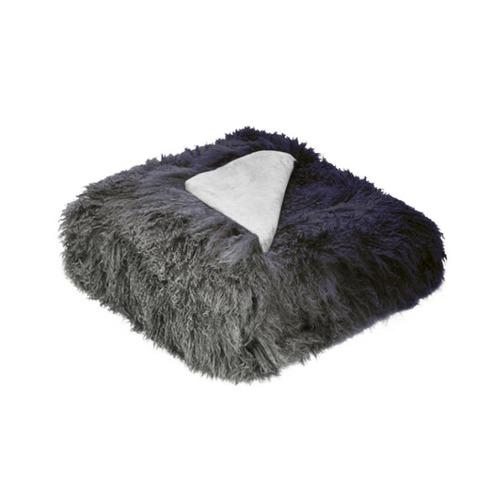Park Avenue Tibetan Fur Throw