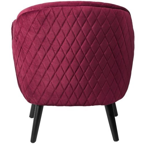Darcy & Duke Merlot Club Chair