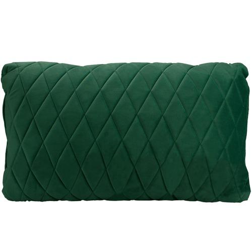Park Avenue Coco Diamond Stitch Velvet Cushion