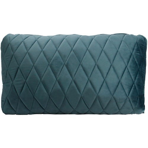 Park Avenue Coco Diamond Stitch Velvet Cushion