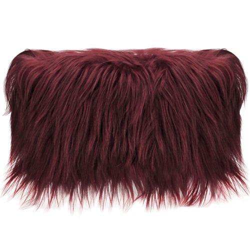 Park Avenue Luxury Goat Fur Cushion