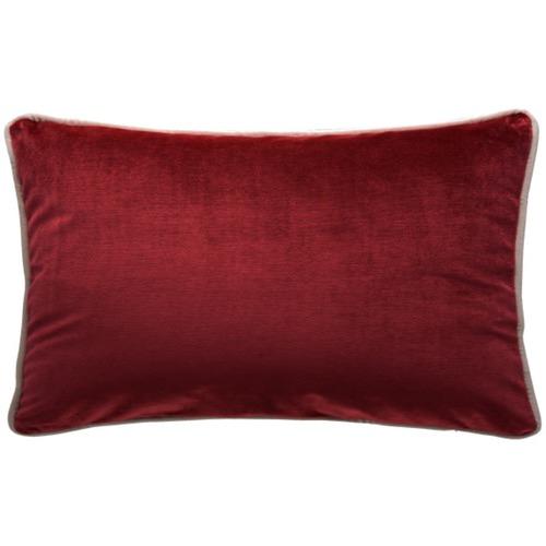 Park Avenue Rectangular Luxury Soho Velvet Cushion